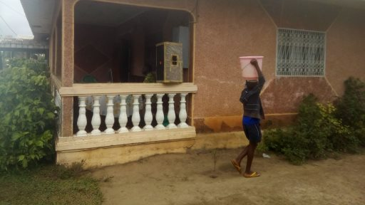 Help the needy Cameroon Water