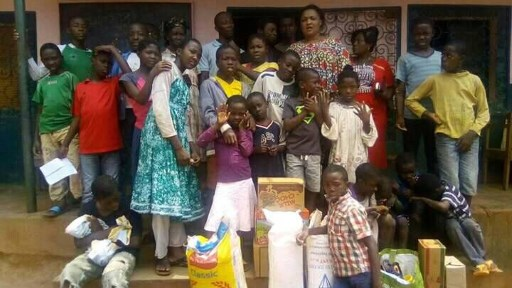 Orphanage Cameroon